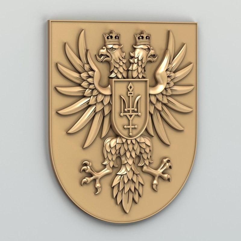 chernihivskiy region 3d model