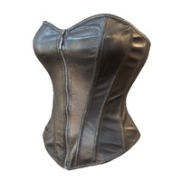 3d leather corset model