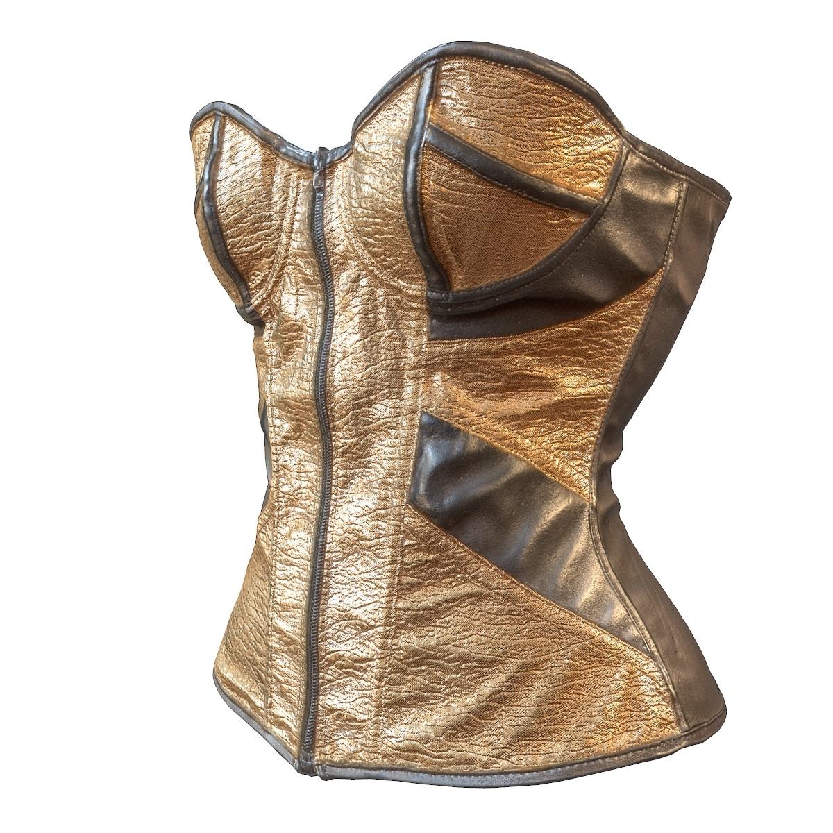 Korsetts & Corsagen in Gold für Frauen. Damenmode in Gold