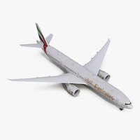 Boeing 777-300 Emirates Airlines