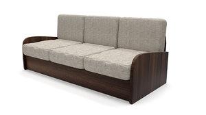 sofa wood blend