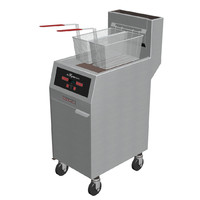 restaurant deep fryer 3d model