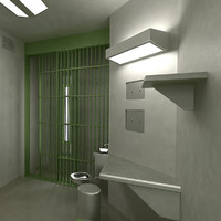 3d supermax prison cell