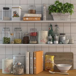 max decorative kitchen set