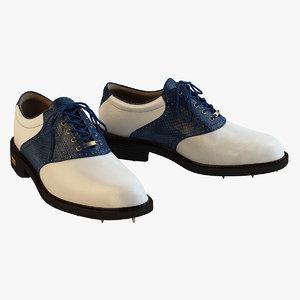 3d ecco gtx golf shoes