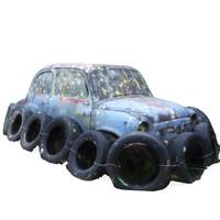 COMBAT CAR