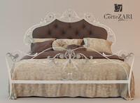 3d bed-corte model