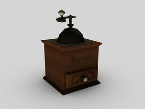 vintage coffee grinder max