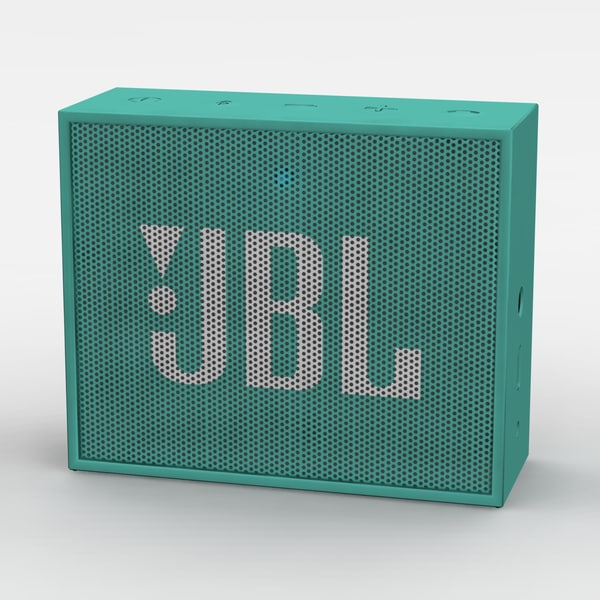 jbl teal bluetooth portable 3d max