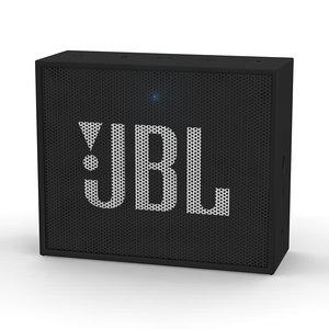 jbl black bluetooth portable 3d model