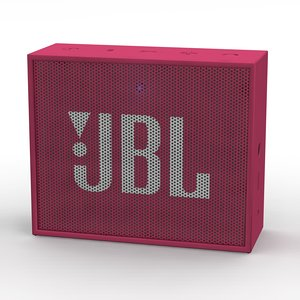 3d jbl pink bluetooth portable