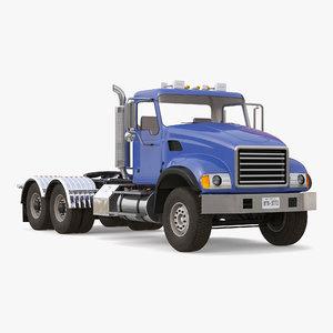 3d truck generic 2 model