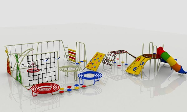obstacle playground max