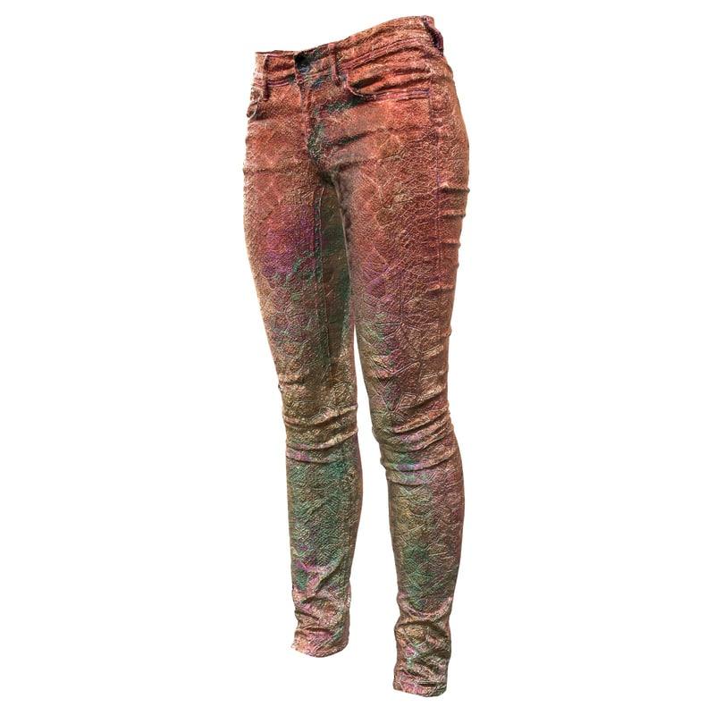 b986c17d61b5 jeans pants 3d model
