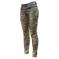 obj jeans pants camouflage