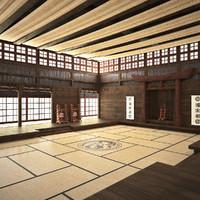 Dojo Interior