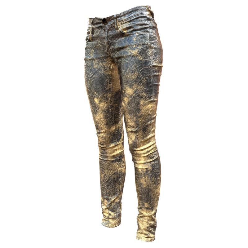 jeans pants x