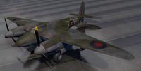 DeHavilland Mosquito Mk-6
