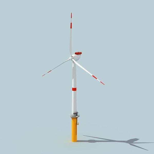 3ds wind turbine -