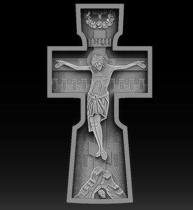 3d model of krest