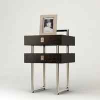 3d eichholtz table bedini model