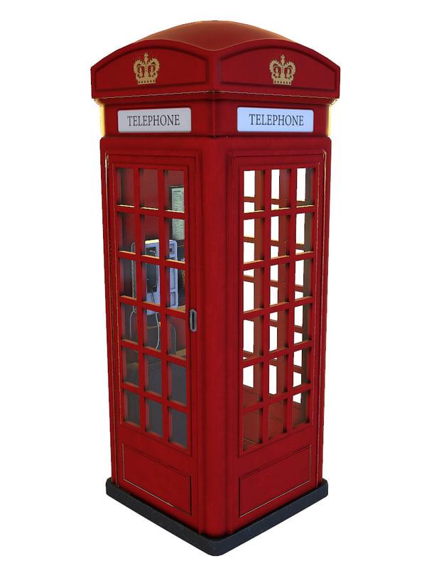 phone box uk 3ds