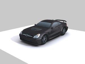 max 2010 mercedes brabus t65
