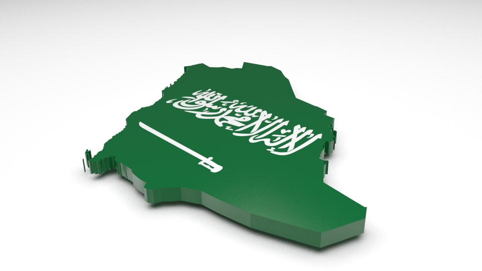 saudi arabia 3d 3ds