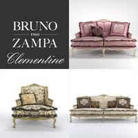 bruno zampa clementine sofas max