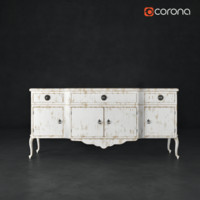 Old sideboard
