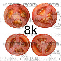 tomato slices real