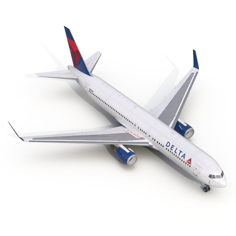 boeing 767-300er delta air lines max