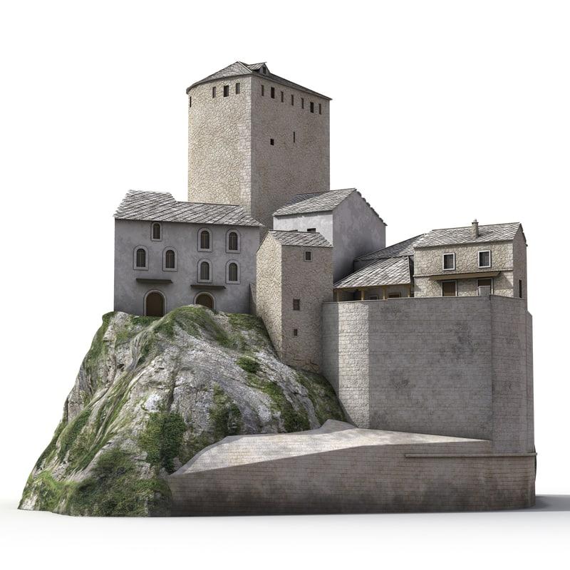 castle hill 2 3d 3ds
