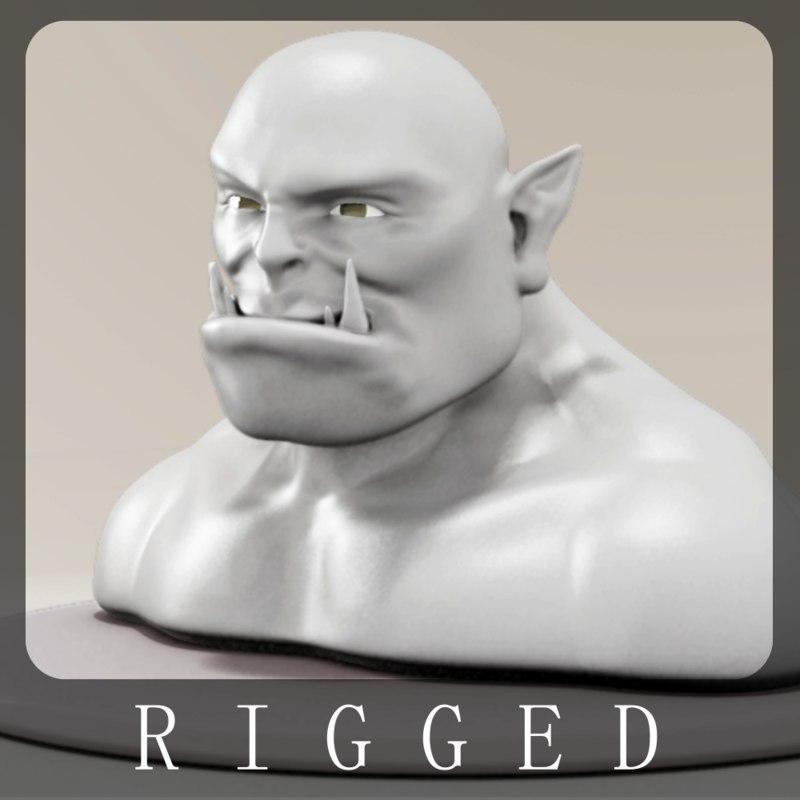 free ma mode animation warcraft garrosh