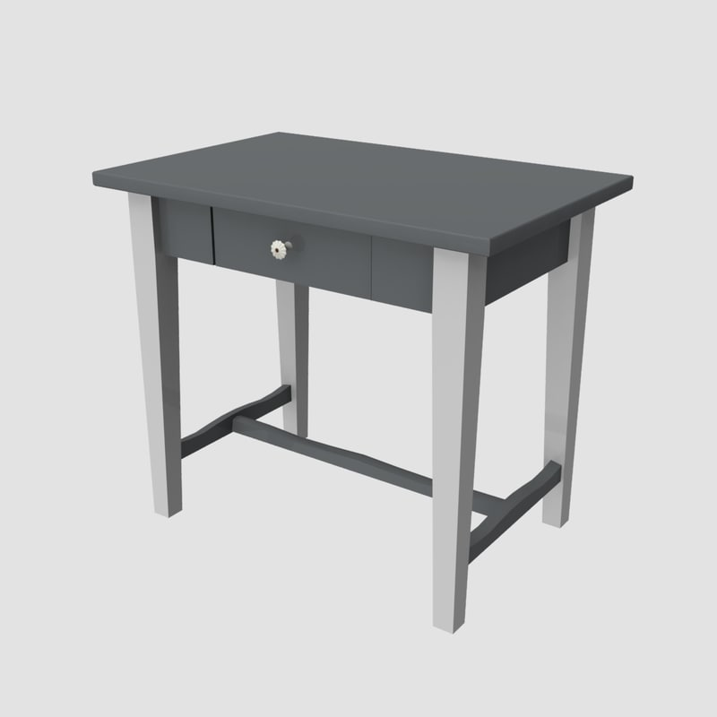 old kitchen table obj free