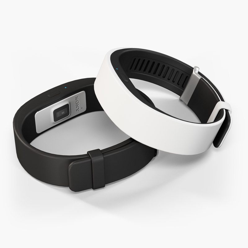 sony smartband 2 band max