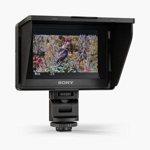 3d sony clm-v55 5 model