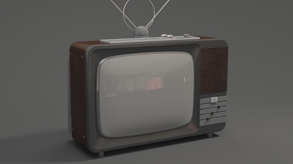 max old television