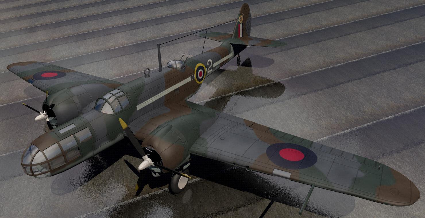 3ds rare planes martin 167