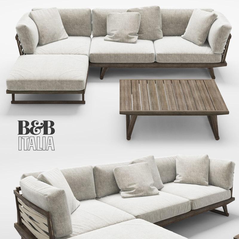 max b italia gio sofas