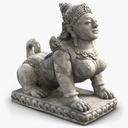 Sphinx 3D models