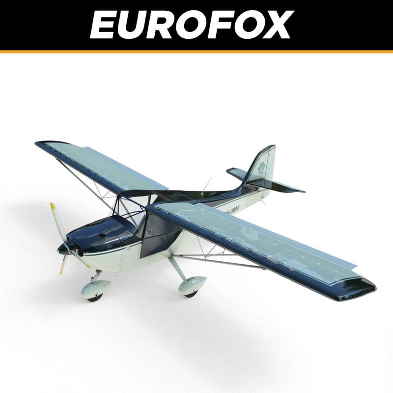 max light sport eurofox