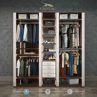 Wardrobe VENERE Capital collection, segment A mens clothing