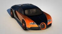 Bugatti Veyron 16.4 Supersport
