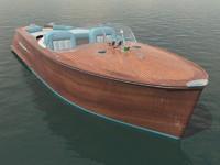 Motorboat Riviera Style
