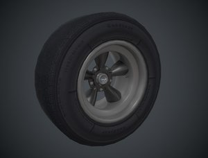 3d rims tires et