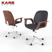 3d max office chair kare