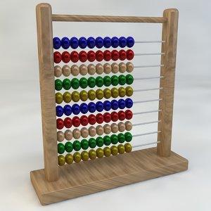 abacus 3d c4d