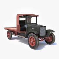 International truck 1920