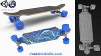 long board pbr max